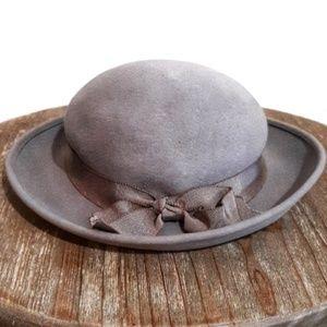 Vintage Stetson Fifth Avenue Ladie's Wool Felt Hat